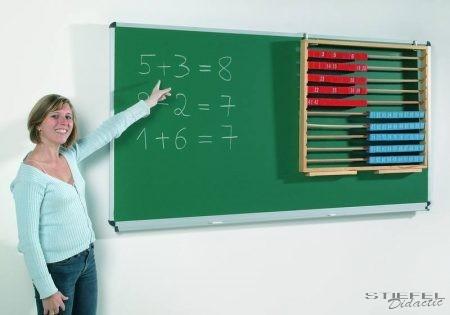 Százas számolókeret - tanári abakusz