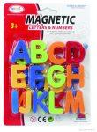 Mágneses betűkészlet - nagybetűk