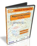 Digitális Térkép - Magyarország története - Honfoglalás (27 térkép)
