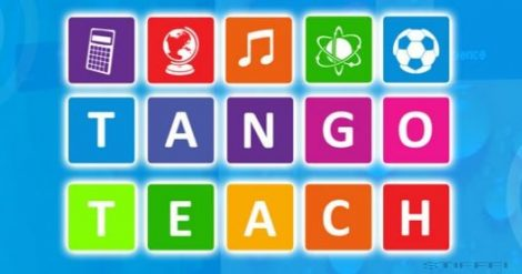 TangoTeach szoftver interaktív táblához és érintőképernyőhöz (1 éves licenc)