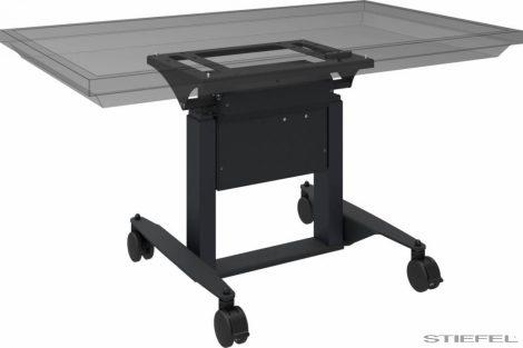 eBox Tilt&Table vízszintesig dönthető állvány érintőképernyőhöz