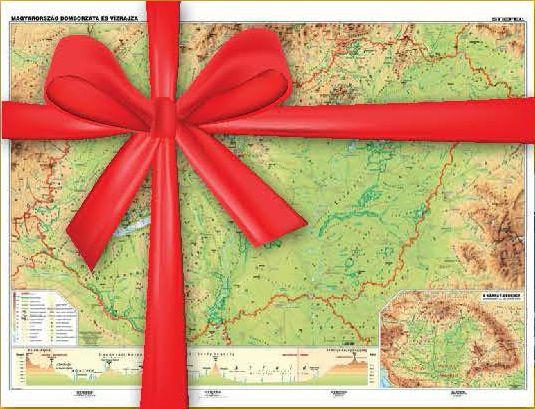 Ajándék térkép kedvenc iskolájának